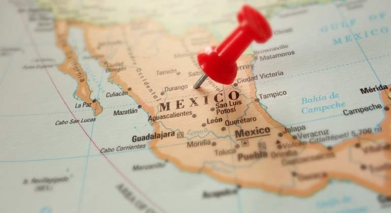Mapa de Mxico