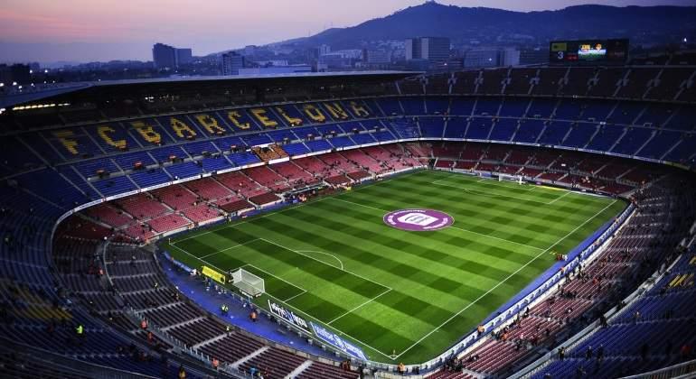 El Barcelona-Las Palmas se juega a puerta cerrada tras amenazar el Barça  con la suspensión unilateral 65f174b3023