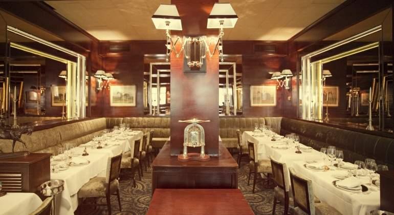 El mítico restaurante Jockey abrirá de nuevo en un mes ...
