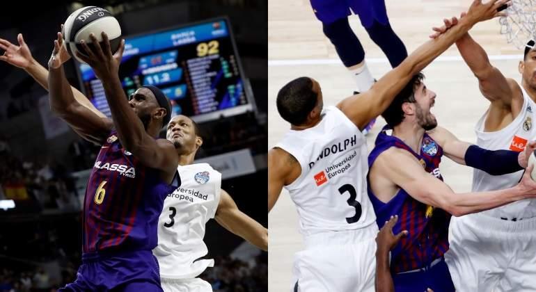 Los dos errores arbitrales que decantaron la final de Copa del Rey de baloncesto