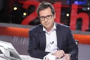 Sergio Martín sustituirá a María Casado al frente Los desayunos de TVE