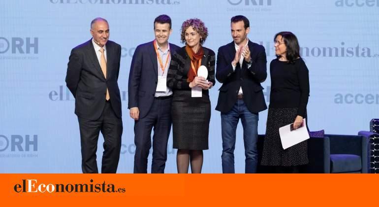 Repsol, Calidad Pascual, Arancha Martínez, Adevinta y Merck, premios 'Digital Talent'