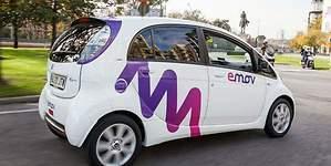 Emov amplía su flota y área de servicio en Madrid