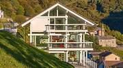 Casas prefabricadas en pendiente, la apuesta de la alemana Huf Haus