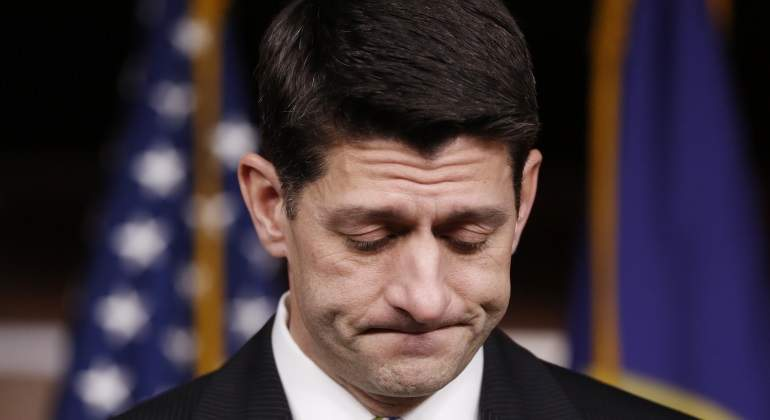 Paul Ryan abandona el barco