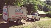camion agua potable