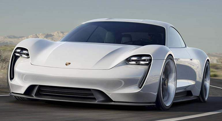 PorscheTaycan