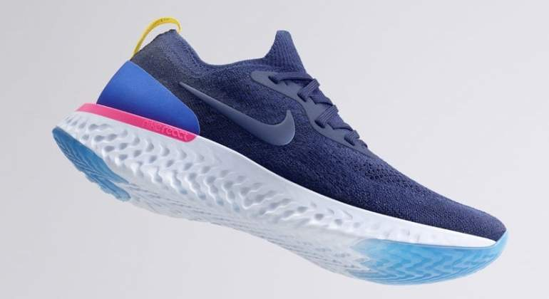 Nike presenta su nuevo modelo: Epic React Flyknit