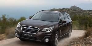 Subaru Outback Executive Plus S: el nuevo tope de gama, desde 37.750 euros