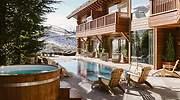 Resorts de lujo para perderse entre la nieve (desde Granada hasta Suiza)