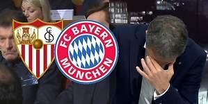La resignación de Cristóbal Soria por el Sevilla - Bayern