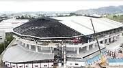 Arena Bogotá cierra tejado e inicia cuenta regresiva para su apertura