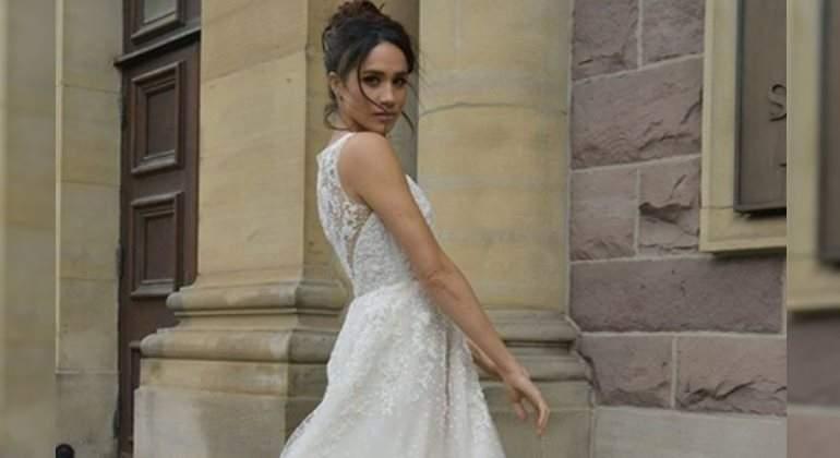 se filtran los diseños del vestido de novia de meghan markle