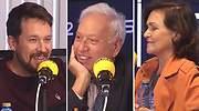 La confesión de Margallo en la SER: Veo a Pablo Iglesias y pienso: Este me mete en una residencia