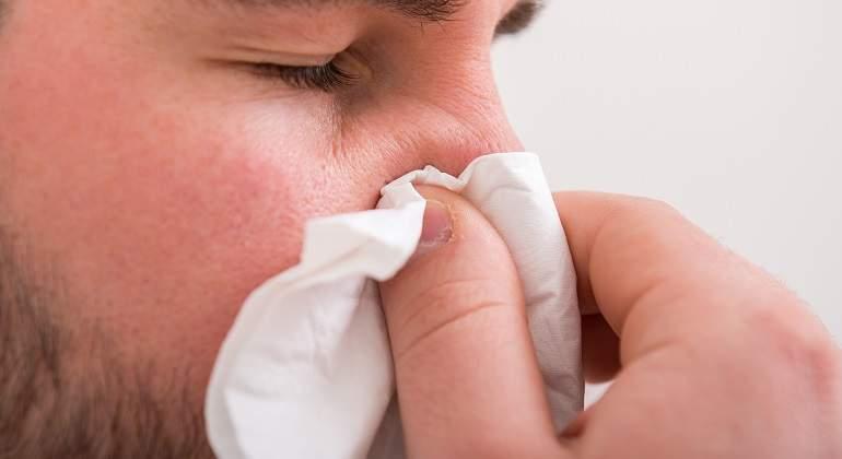 Eliminar mocos nariz y garganta