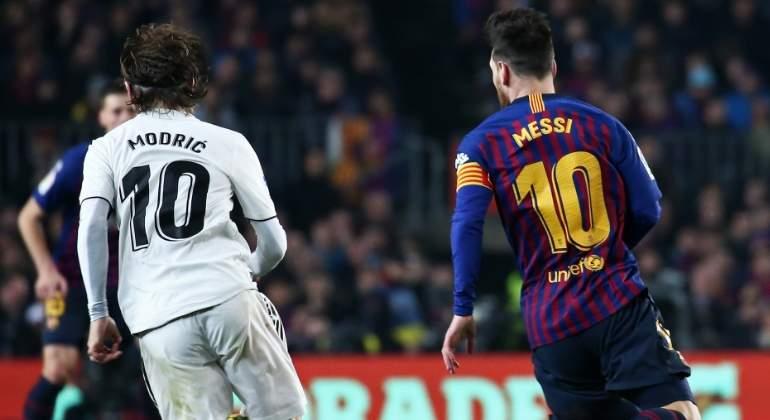 Real Madrid y Barcelona buscan el primer billete para la final de Copa del  Rey 1dbbf73fc8a