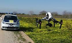 España impulsa al dron