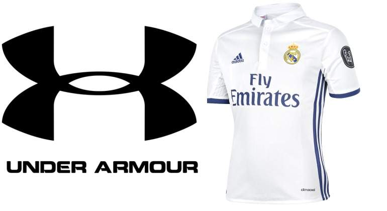 4bbaa87bf38dd El Real Madrid ya negocia con Under Armour por 150 millones por temporada