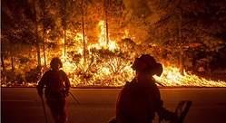 Los incendios de California se cobran una nueva vida