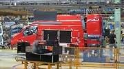 Nissan reduce un 40% la producción de su furgoneta eléctrica de Barcelona tras dejar de montar la pick-up de Mercedes