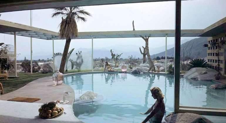 Cinco piscinas privadas mejores que las de tu for Que piscina es mejor