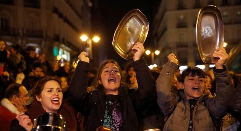 EN DIRECTO | La huelga feminista del 8 de marzo - 8/03/18 ...