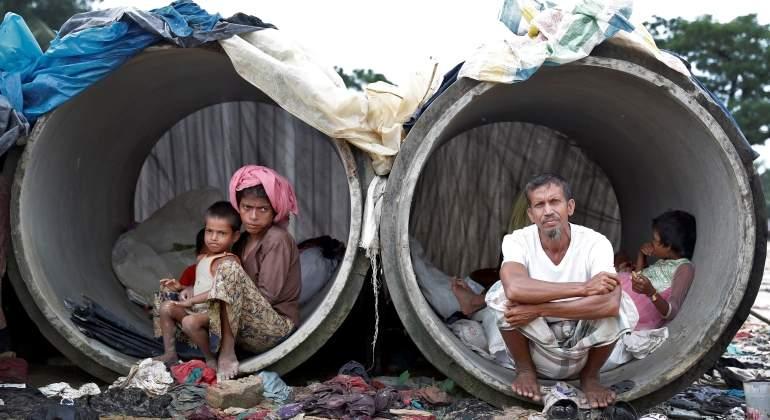 Birmania y Bangladesh acuerdan la repatriación de 622.000 rohinyás