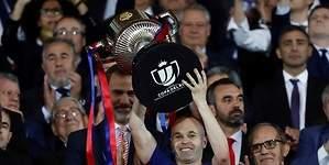 Barcelona es campeón de la Copa del Rey y busca doblete