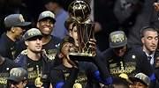 Golden State Warriors: así se construye uno de los mejores equipos de la historia de la NBA