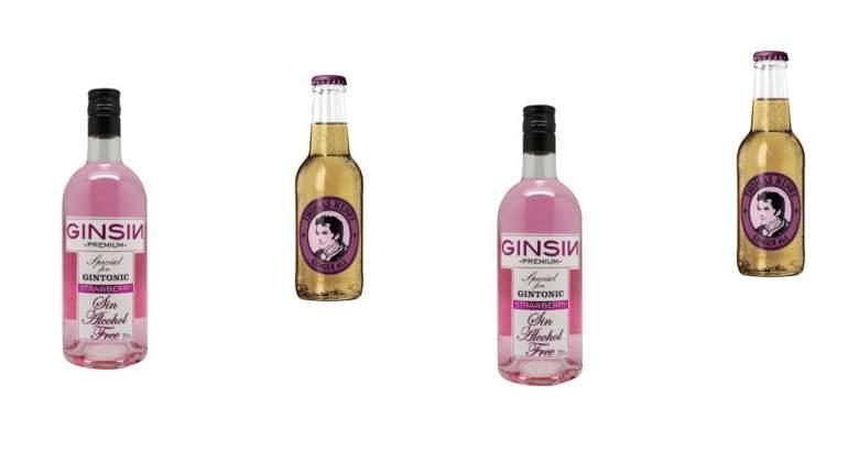 Otro ejemplo, en esta caso ginebra, de los productos que ofrece The Blue Dolphin Store.