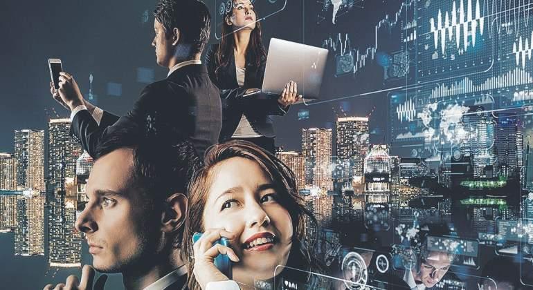 Cerca de la mitad de los nuevos empleos europeos de 2021 serán digitales