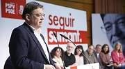Ximo Puig en campaa electoral EE