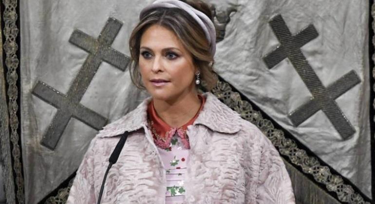 d932830c Magdalena de Suecia, criticada por llevar un look de 20.000 euros ...
