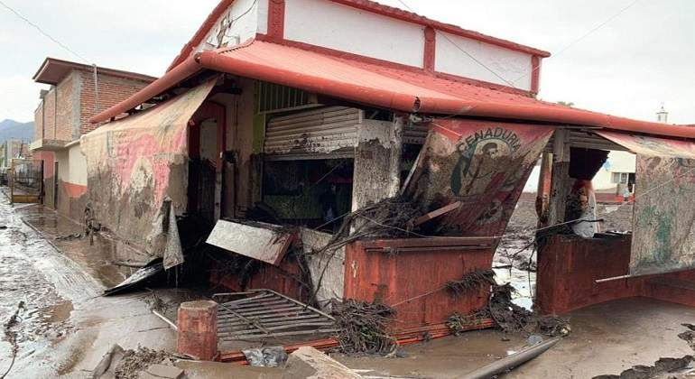 Suman Dos Muertos Y Cinco Desaparecidos Tras Desborde De Río En San
