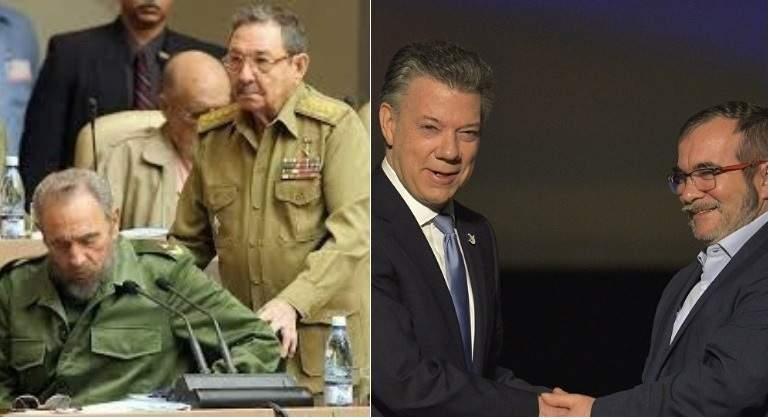 Cuba y colombia dan el primer paso rumbo a las elecciones for Cuba motors el paso