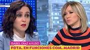 Susanna Griso, a Isabel Díaz Ayuso: ¿Qué sientes cuando te llaman loca?