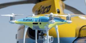 La DGT probará sus drones en el puente de mayo: habrá 7,4 millones de desplazamientos