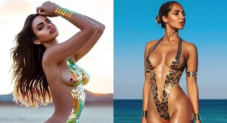 Influencers Las El Y Entre Bikini Llega Arrasa Adhesivo A España nOPwk0