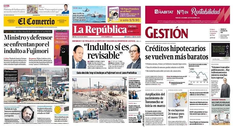 49% rechaza el indulto, según encuesta de GFK — Alberto Fujimori