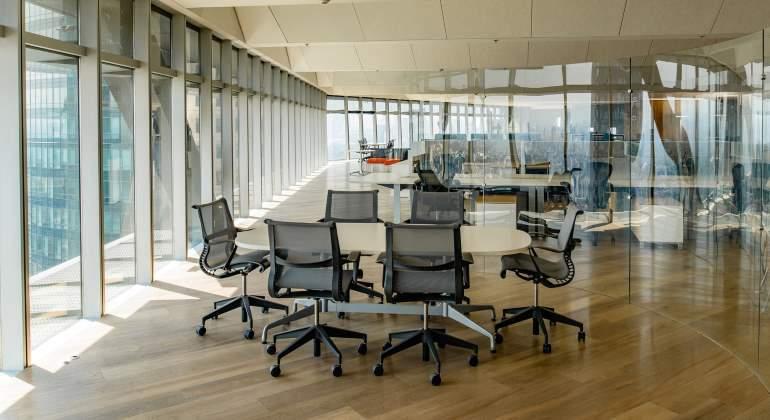 Oficinas nivel 24 Torre Reforma
