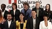 El PNV se aleja del manifiesto por la autodeterminación firmado por 12 partidos independentistas
