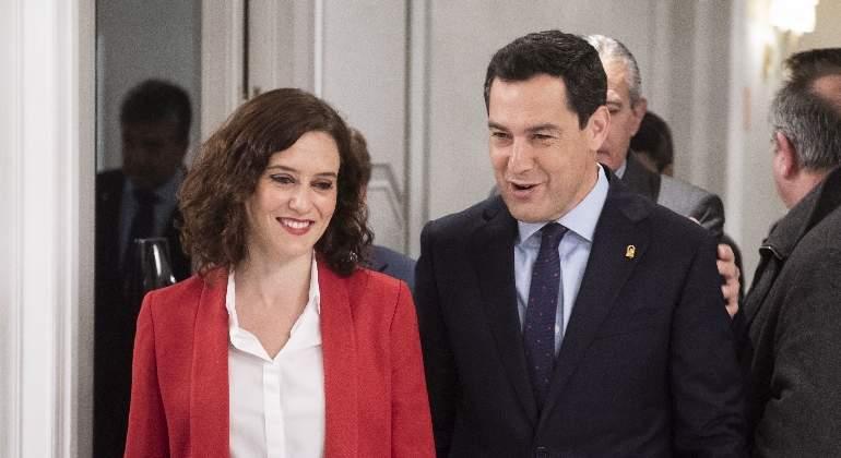 Madrid y Andalucía rechazan perder el IVA de 2017 a cambio de más gasto