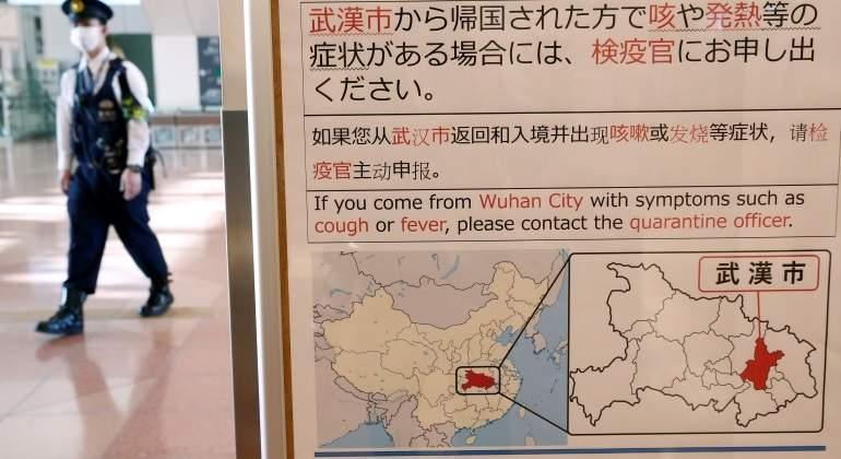 La ciudad china de Wuhan cierra el transporte público por el coronavirus