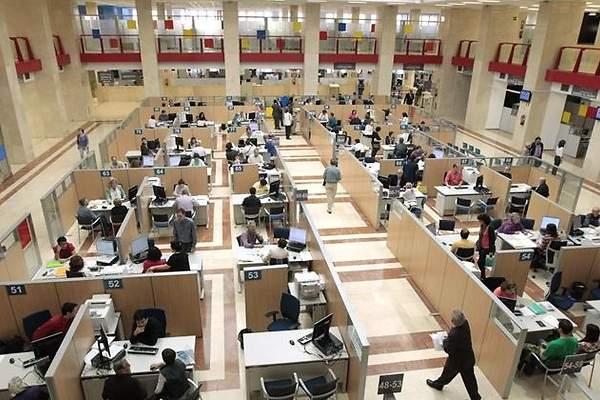 La agencia tributaria al borde del precipicio en su 25 for Oficina tributaria madrid