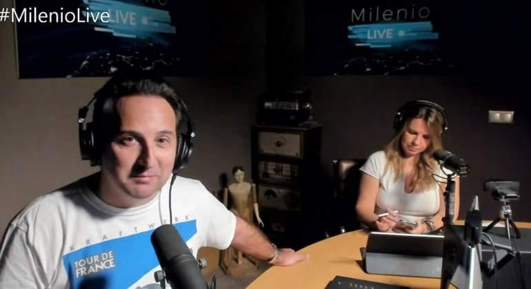 Iker Jiménez y Carmen Porter sacan a la calle su \'Milenio ...