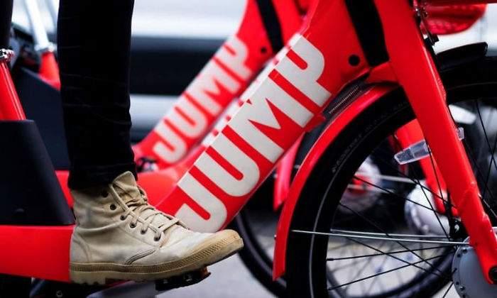 Resultado de imagen para UBER JUMP
