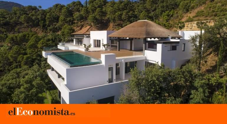 Komorebi House: así es la la última villa en venta de la urbanización Zagaleta
