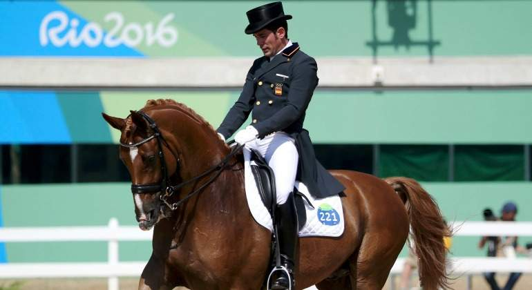 Severo Jurado y Lorenzo, el caballo que baila al ritmo de Bon Jovi -  eleconomistaamerica.pe
