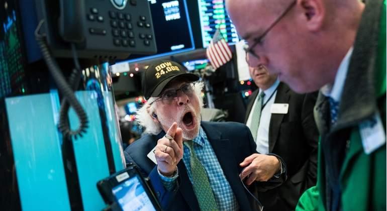 El Dow Jones rompe la barrera de los 25.000