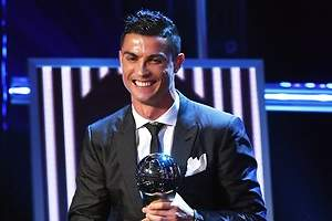 Cristiano, The Best 2017